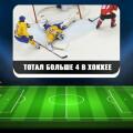 Что значит тотал больше 4 в хоккее