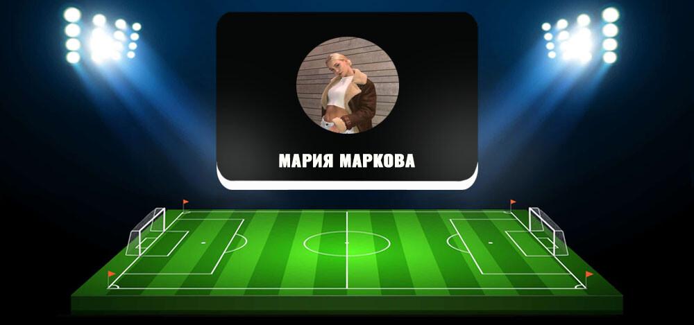 Обзор страницы @marko_maria в «Инстаграме» — проект Марии Марковой