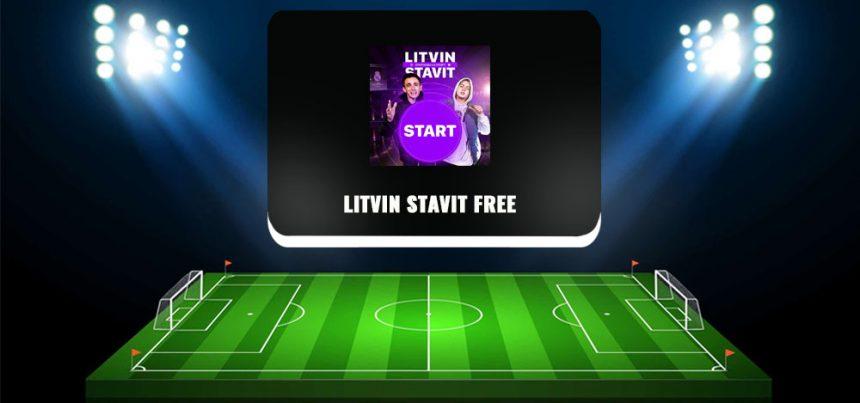 Литвин Ставит (Litvin Stavit Free) — обзор и отзывы о телеграм канале
