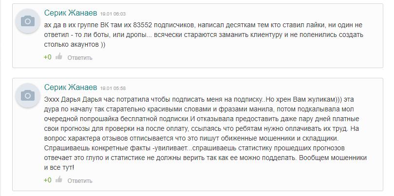 Бетбол.ру отзывы