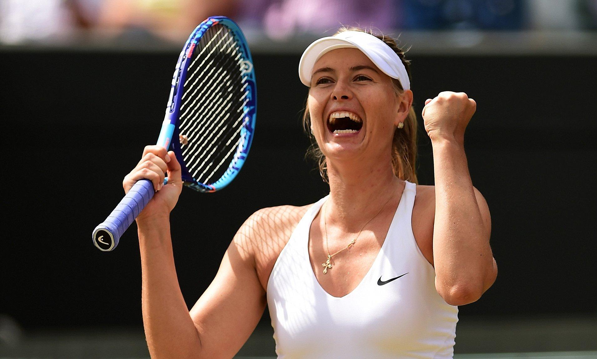 В теннисе можно ставить на сеты