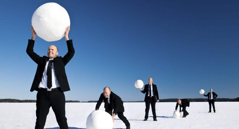 Идея стратегии «снежный ком» - увеличение банка в несколько раз путем ставок на низкие коэффициенты