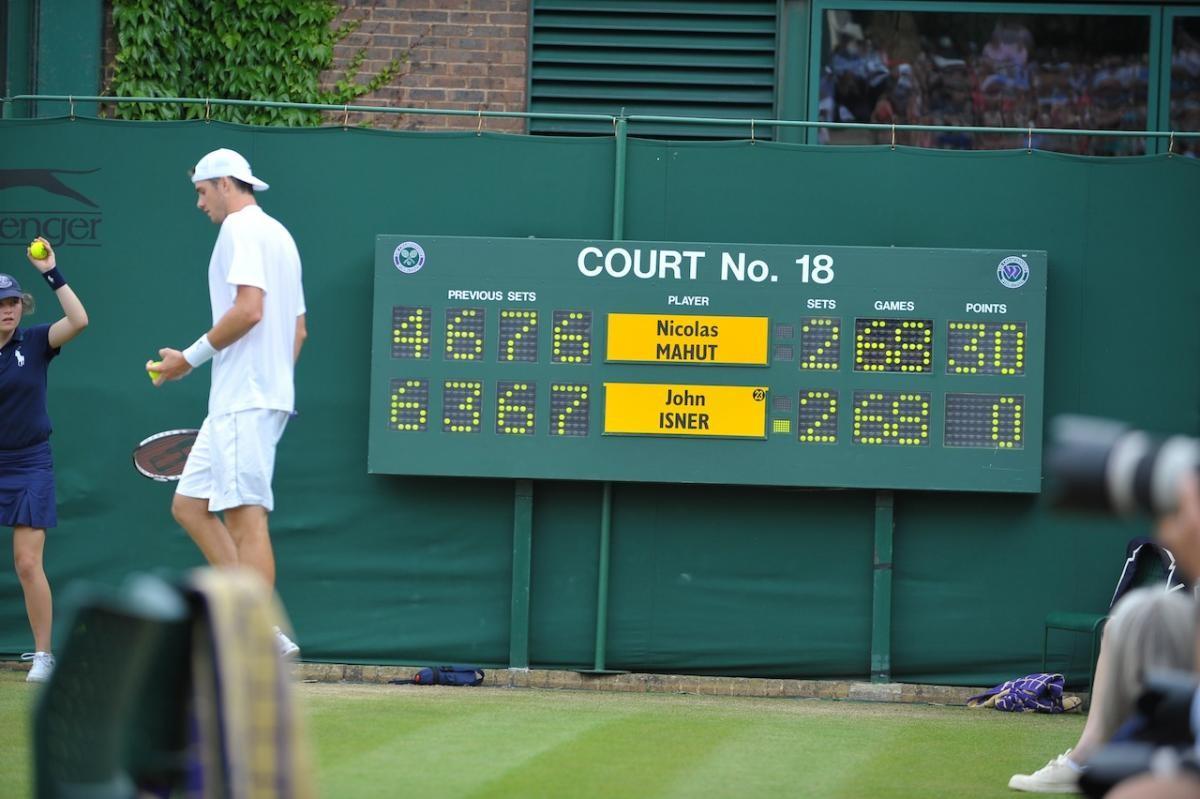 Тай-брейк в теннисе помогает установить победителя