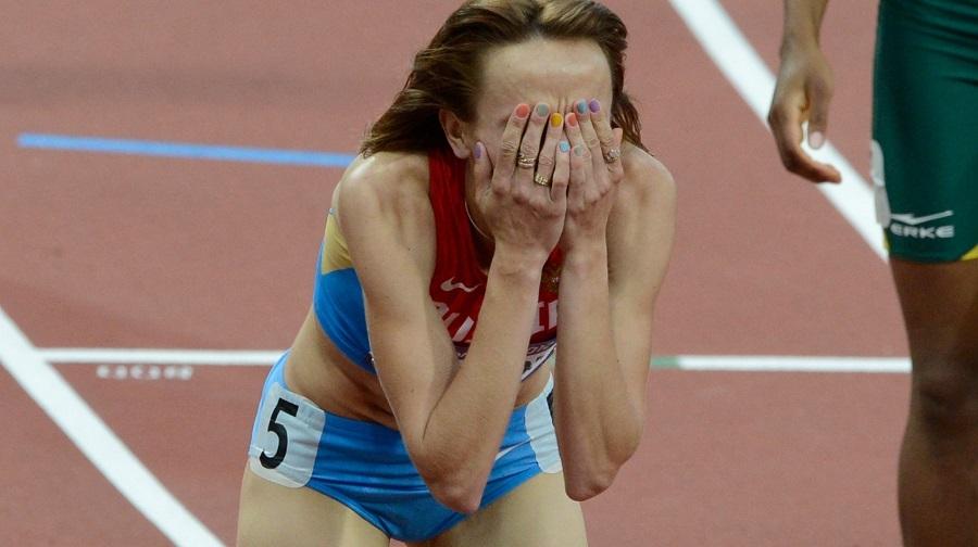 Проверка спортсменов на допинг
