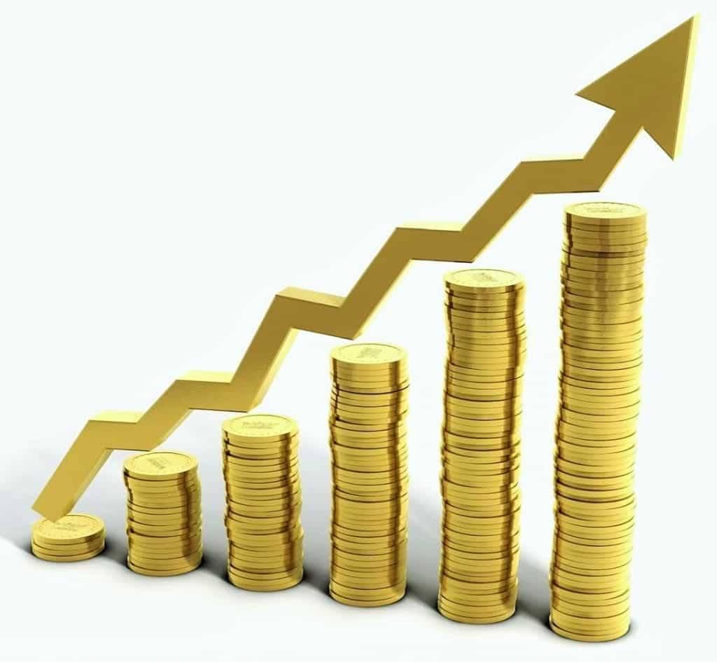 Постепенное увеличение ставки при стратегии «Даламбера»