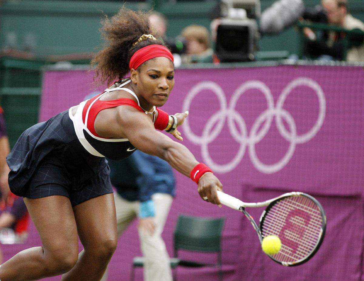 Большой теннис на Олимпийских играх