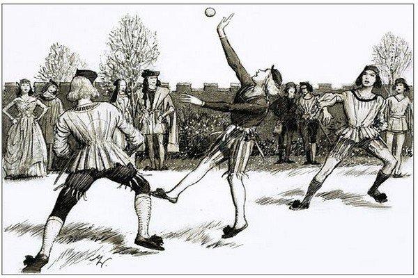 История развития гандбола началась в Чехии
