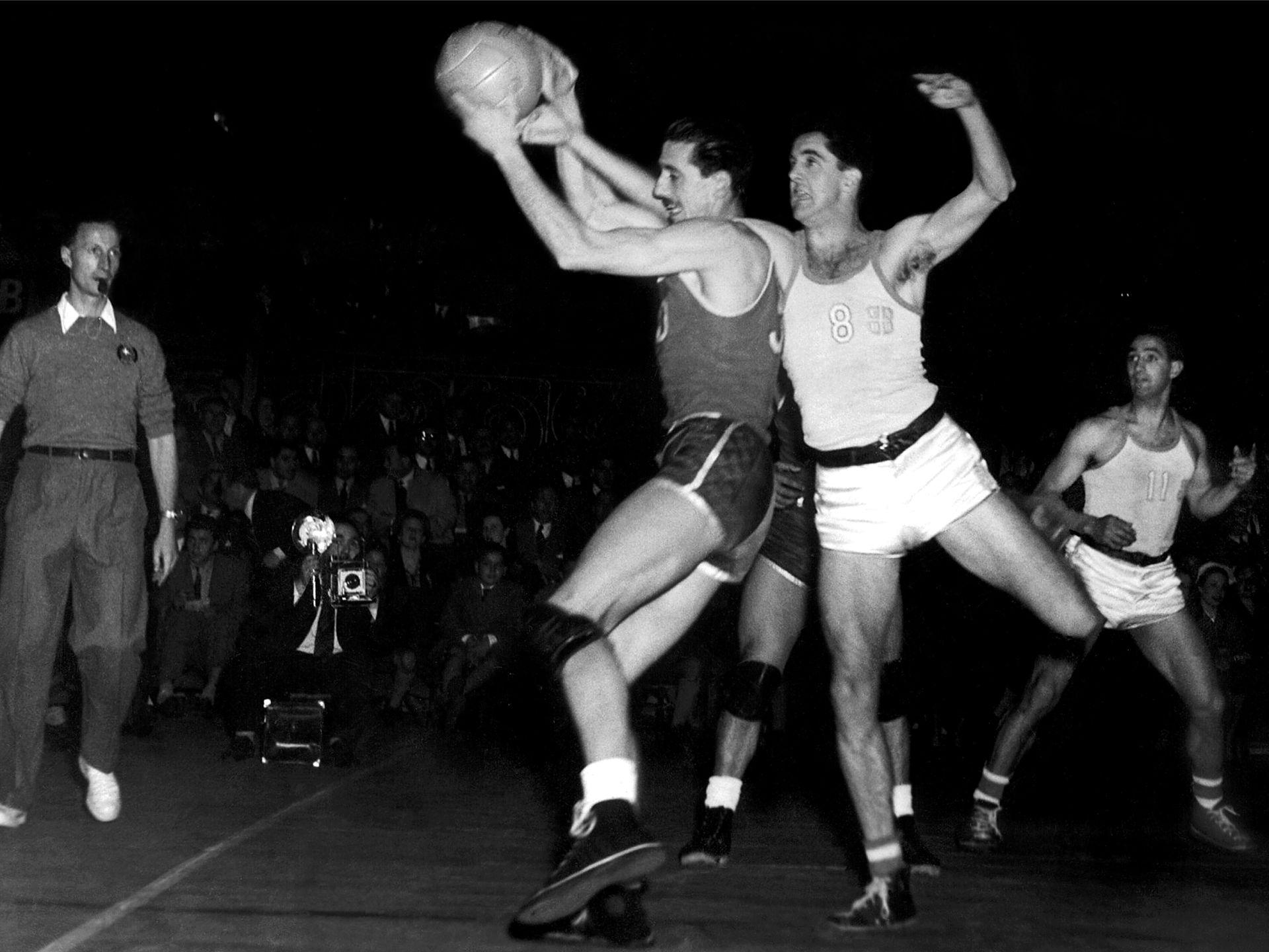 Первый Чемпионат мира по баскетболу