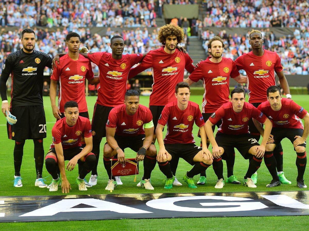 ФК «Манчестер Юнайтед»