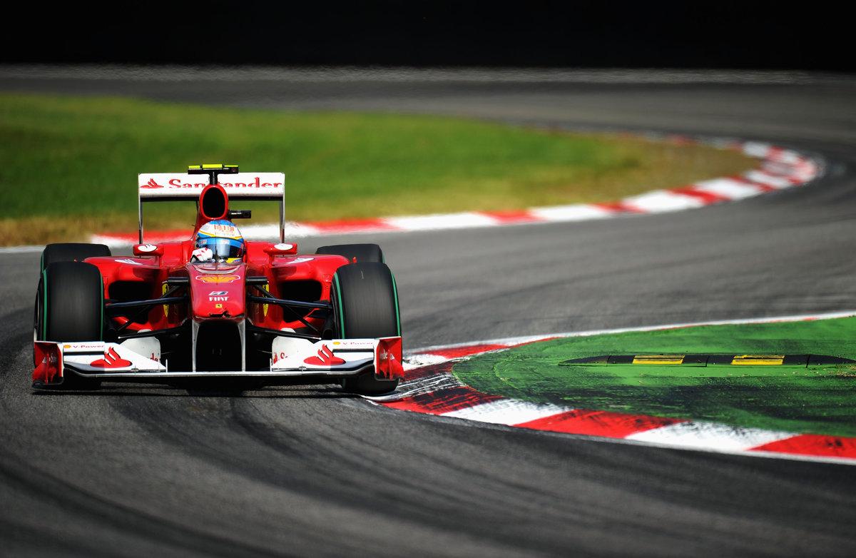 Болид «Формулы-1»