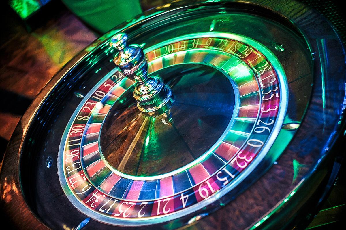 В основе стратегии игры в рулетку - постоянное увеличение ставки