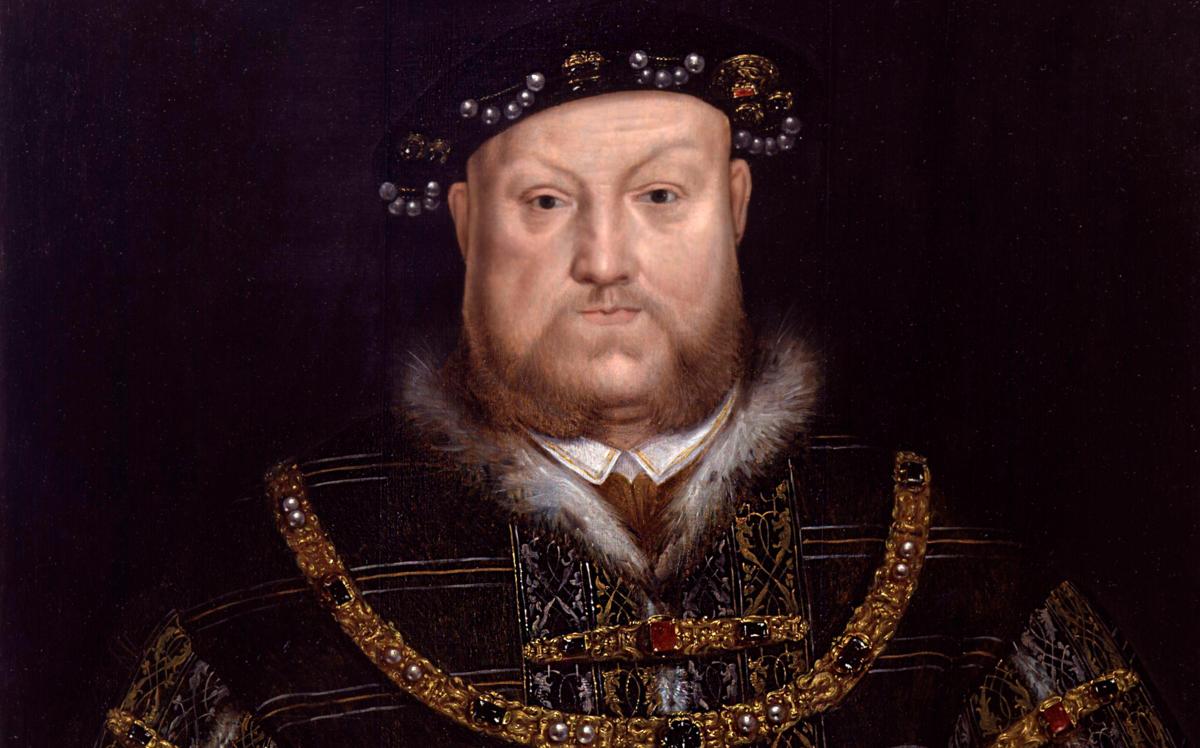 Любил развлечение и король Англии Генрих VIII