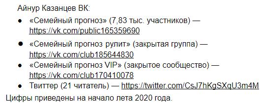 Айнур Казанцев ВК