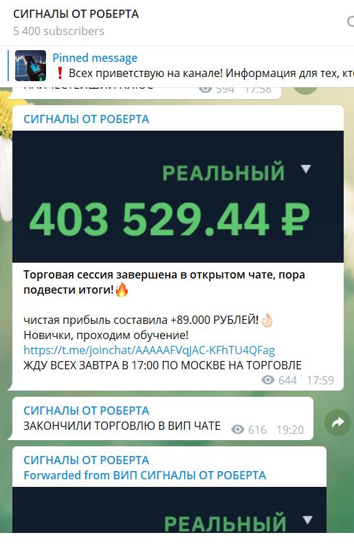 Статистика на канале