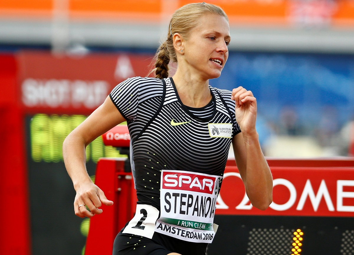 Юлия Степанова заявила, что в России легкоатлетами широко используется допинг