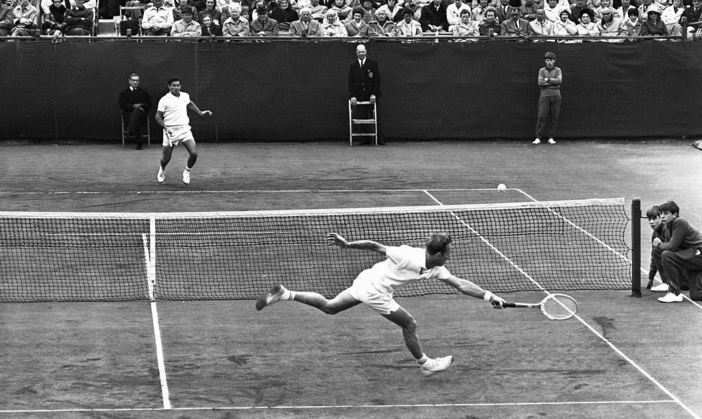 История тенниса в мире