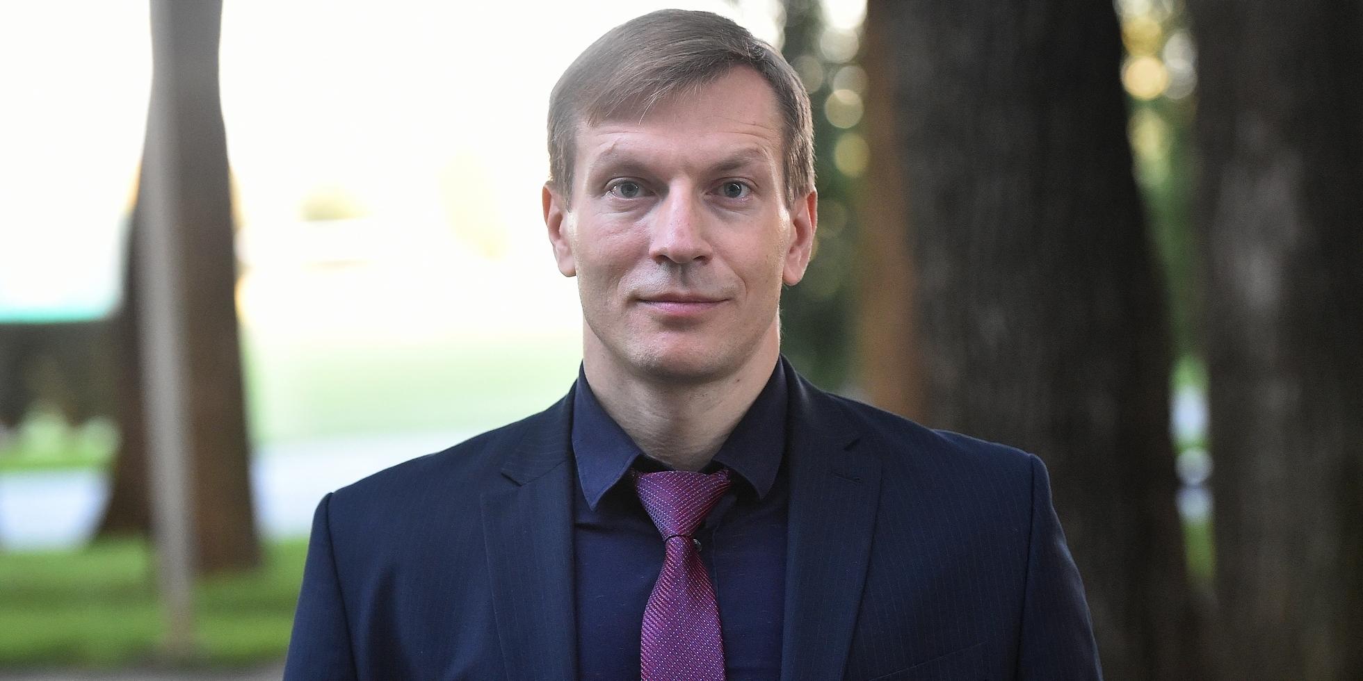 Алексей Зинин: биография