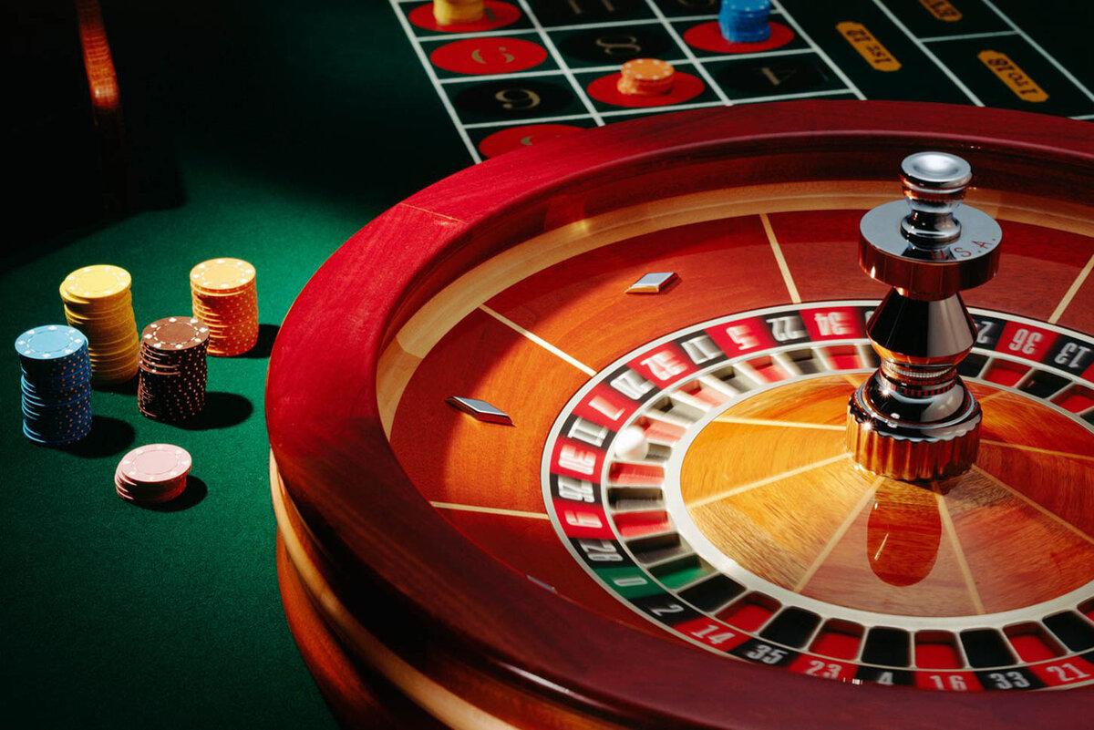 Похожая схема применяется на ставках в казино