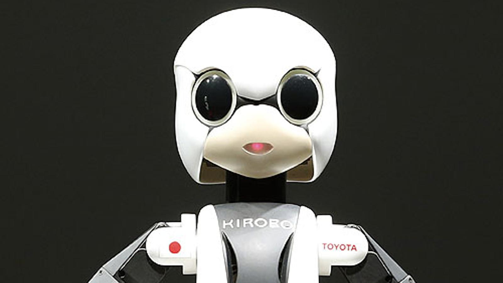 Робот по имени KiRo
