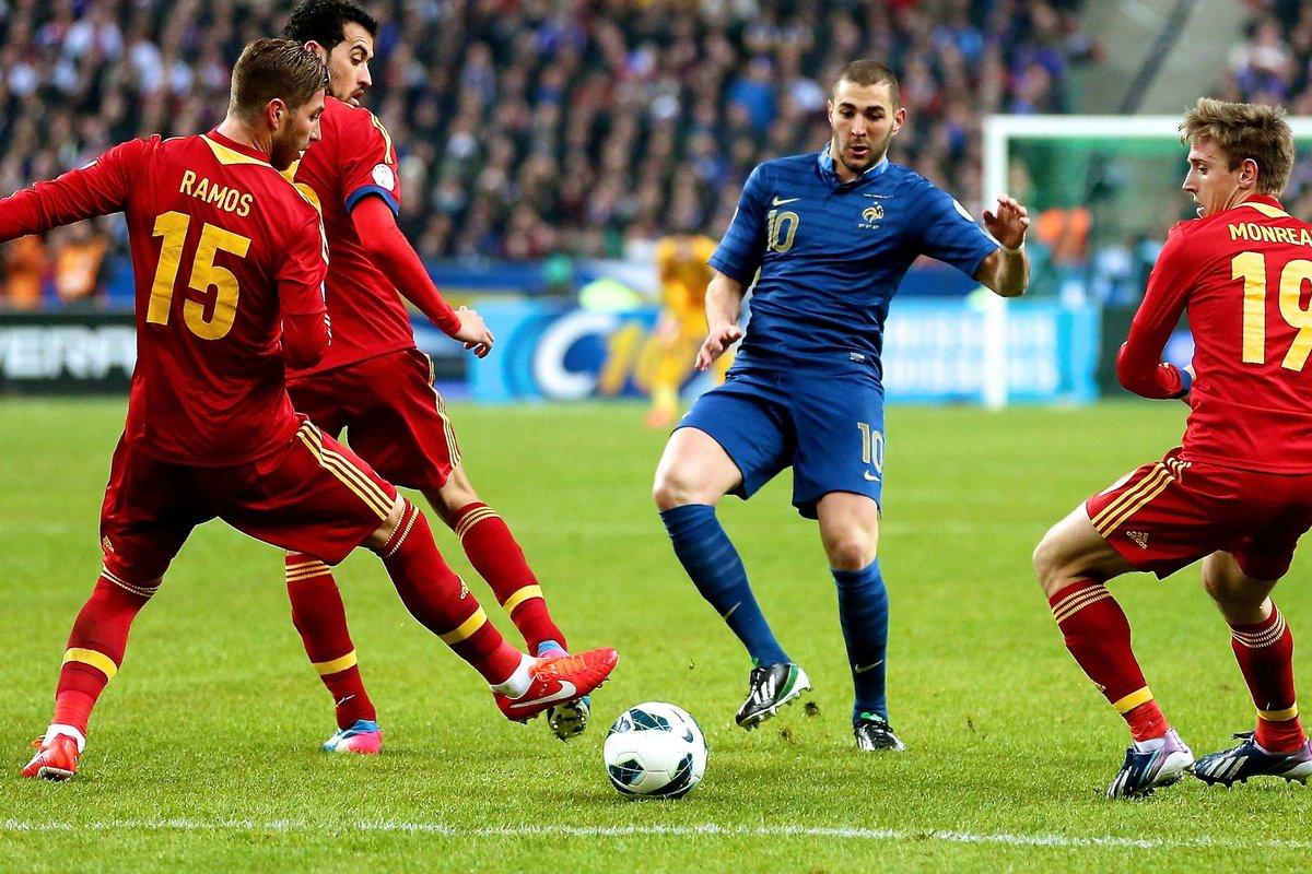 Испанский футбол
