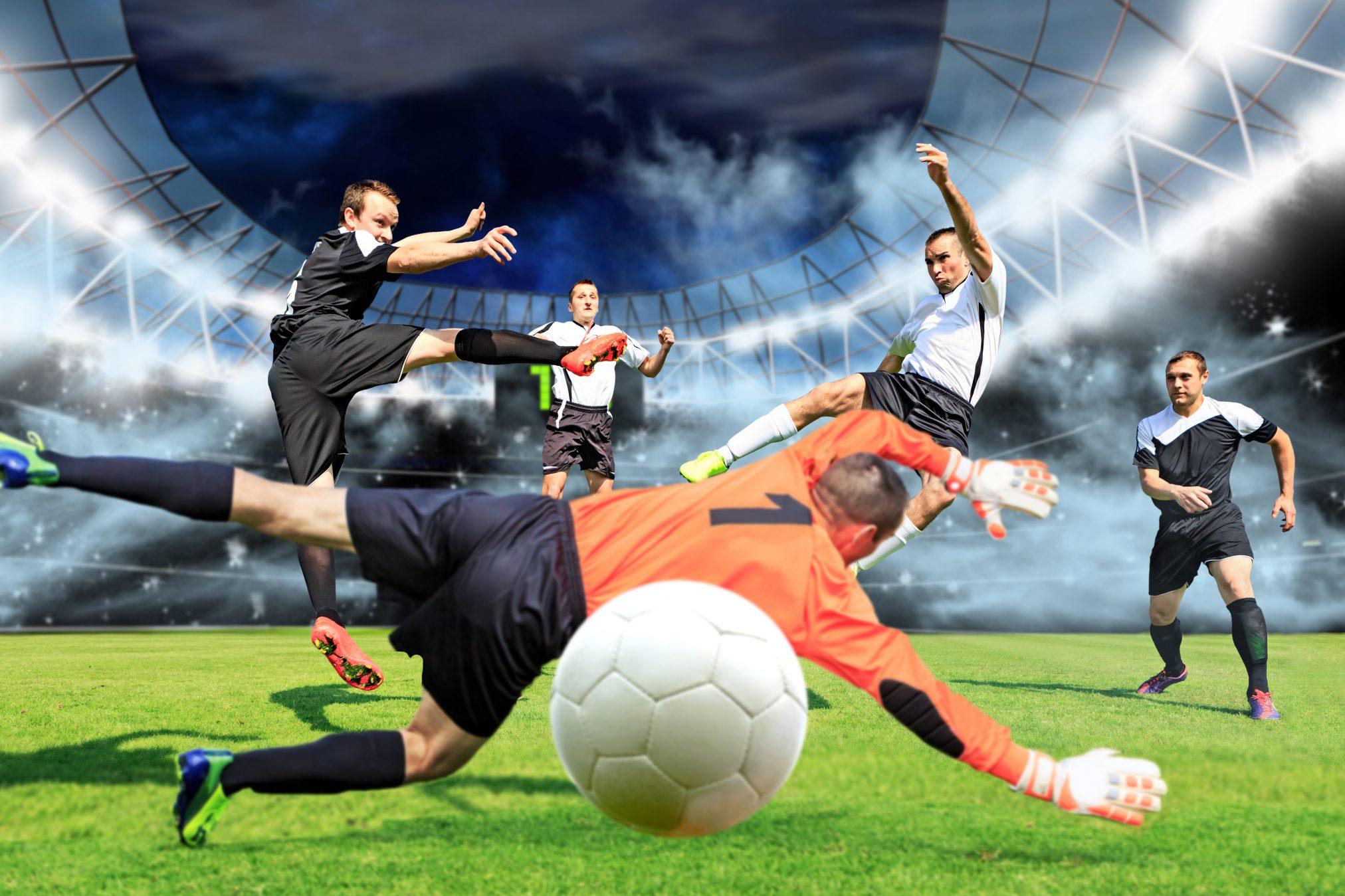 Что такое тайм-матч в спортивных ставках на футбол