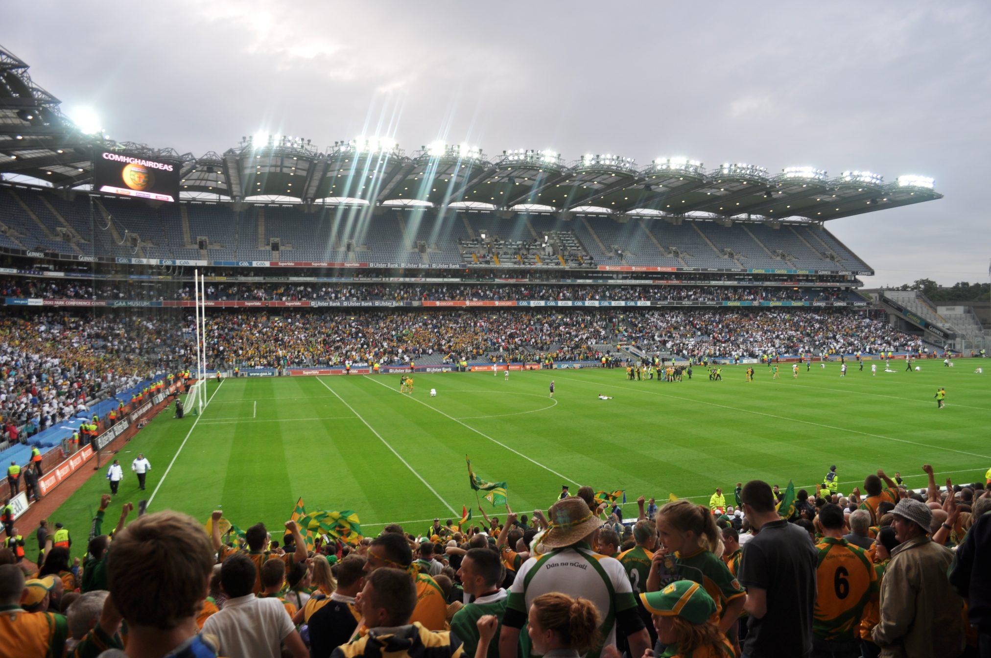 Гэльский футбол в Ирландии