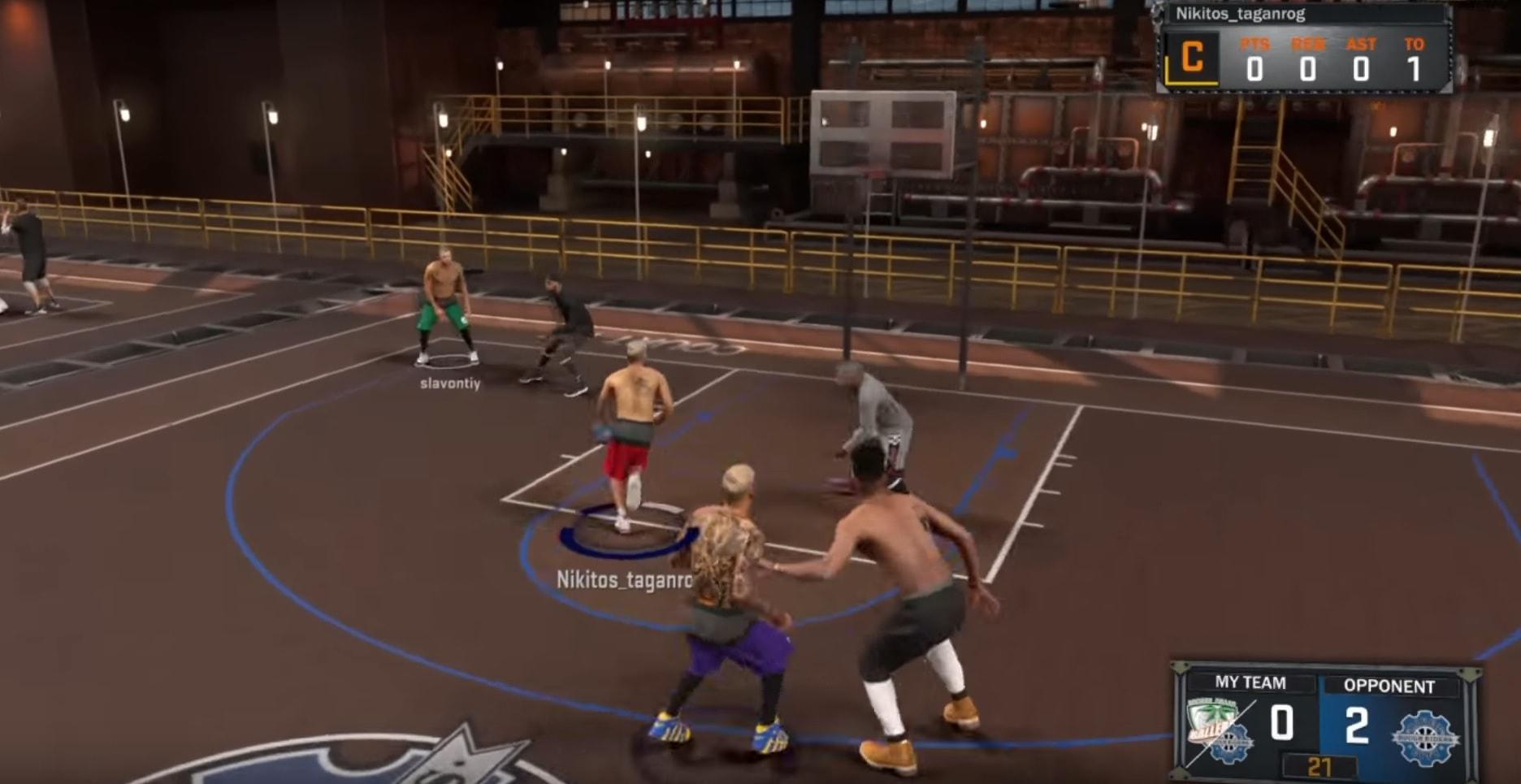 ставки на кибербаскетбол