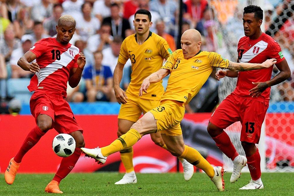 Трансляция матчей австралийского футбола
