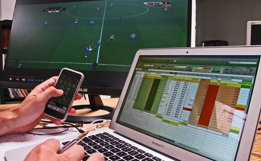Как уменьшить риски в ставках на футбол