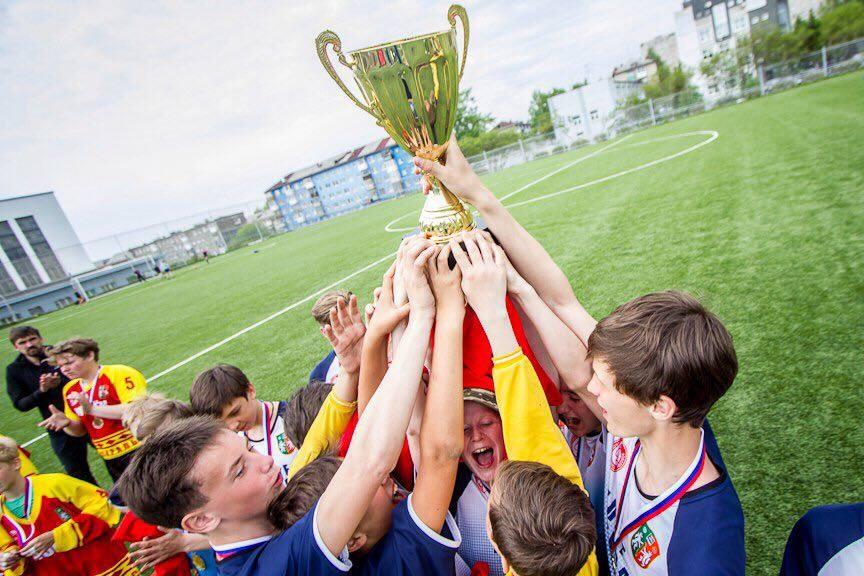 Круговая система розыгрыша соревнований в футболе
