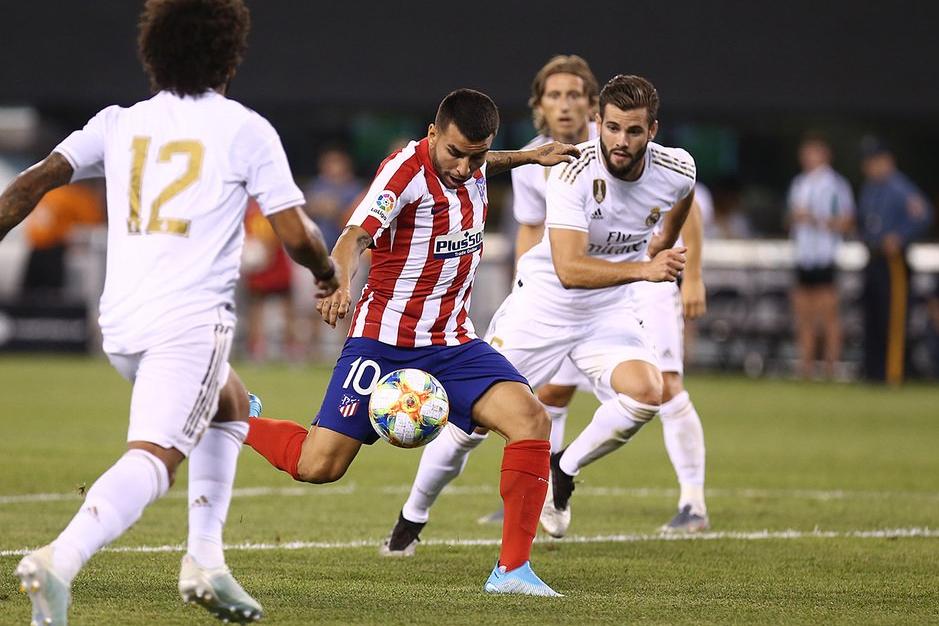 «Реал» против «Атлетико»
