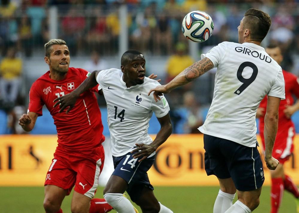 Самый результативный футбол показывают в Швейцарии