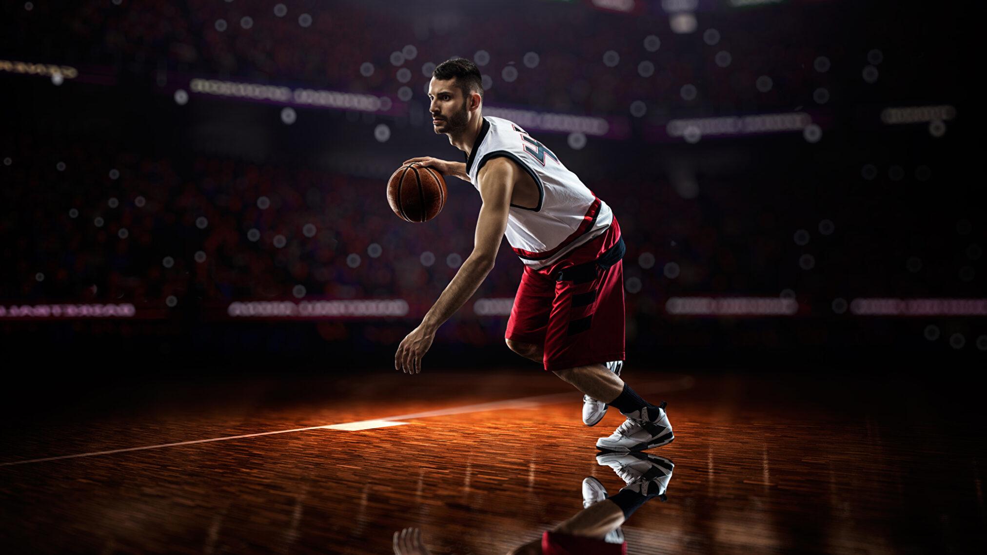 Баскетбол — очень динамичная игра