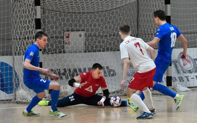 Правила мини-футбола для вратаря