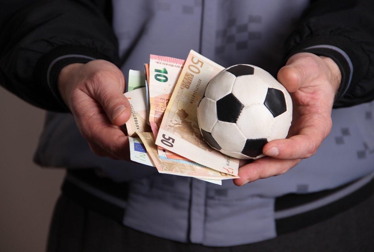 ТКР в ставках на футбол