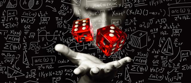 Математический способ расчета вероятности прохода ставки