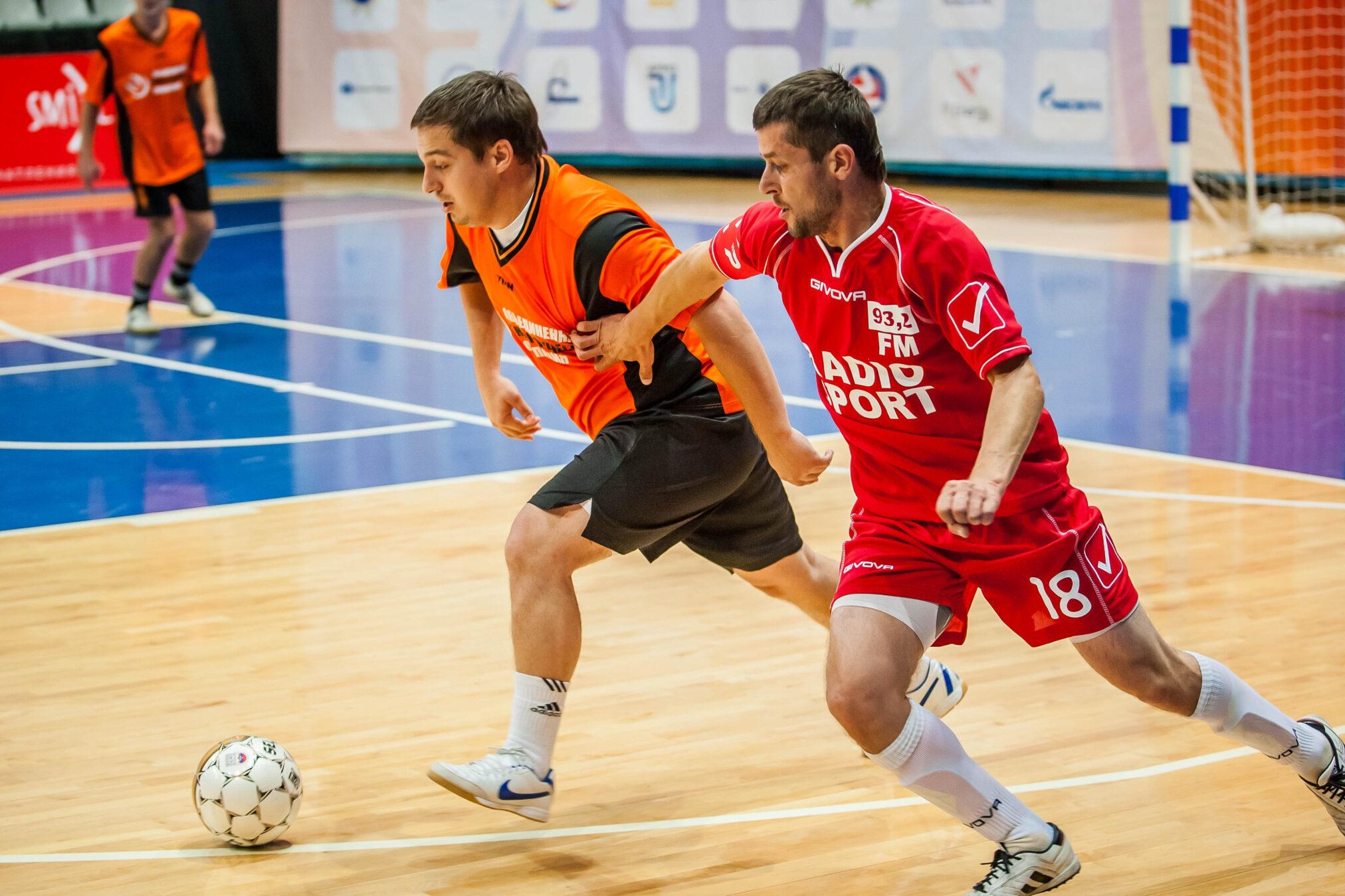 Мини-футбол и футзал