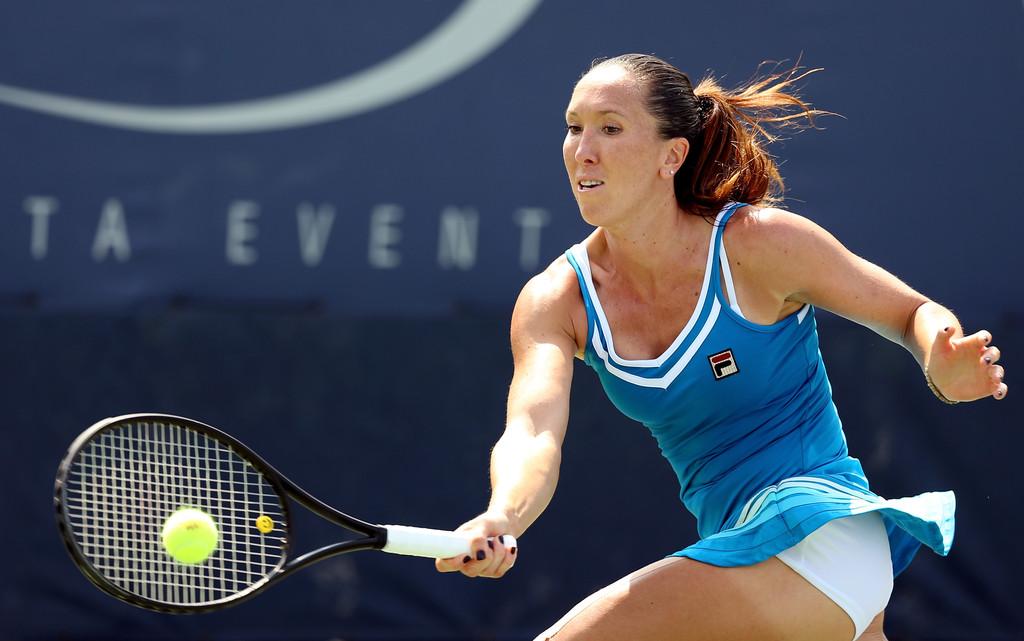 Пример догона в теннисе
