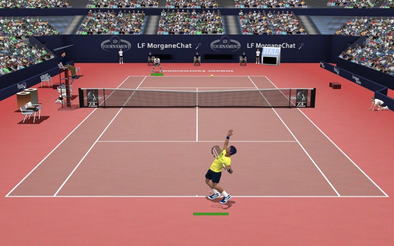 Спортивная форма соперников в ставках SRL на теннис