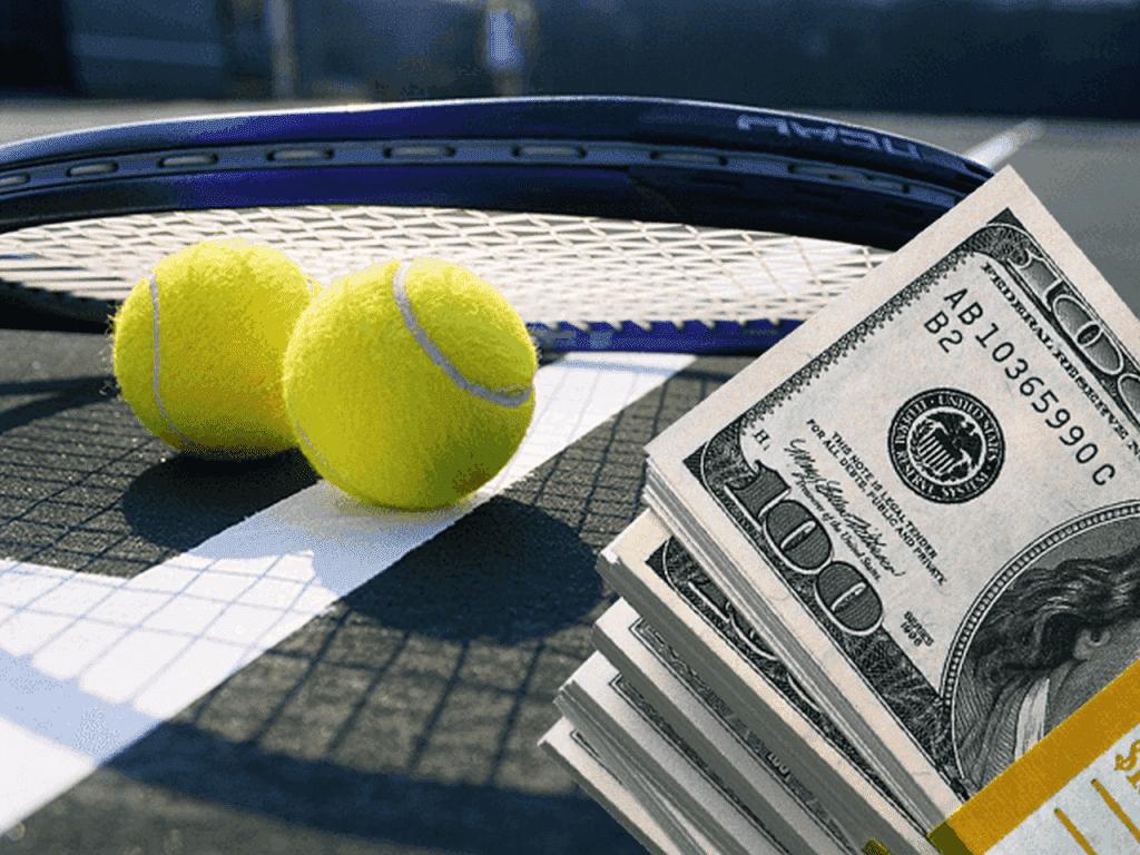 Ставках на теннис в букмекерских конторах