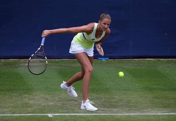 Стратегии «догон» в женском теннисе