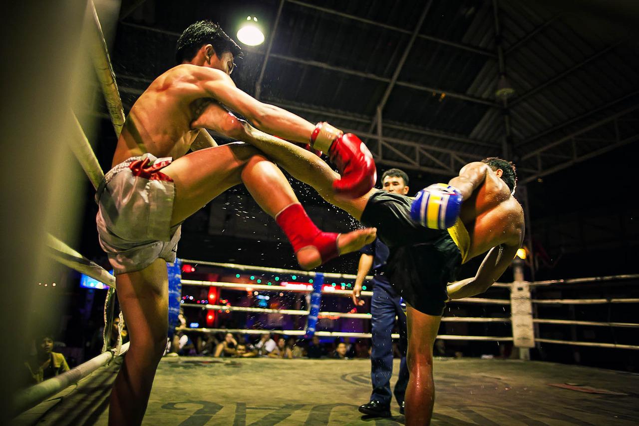 Виды ставок на тайский бокс