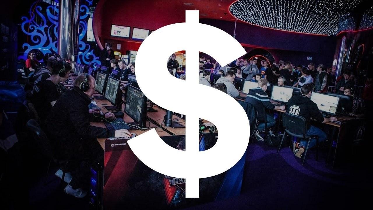 Виртуальные деньги на киберспорт