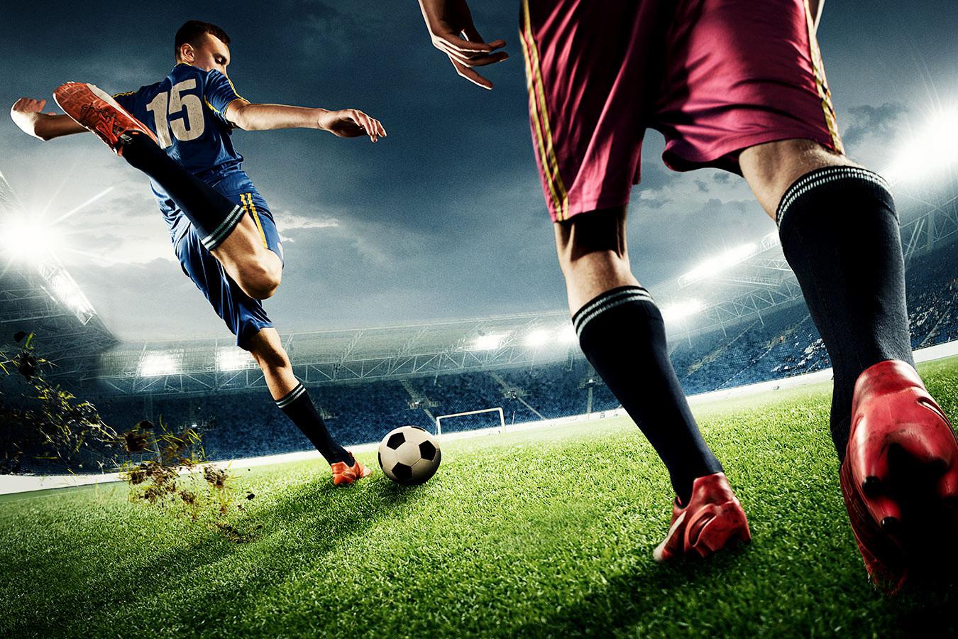 Расчет вероятности гола в футболе