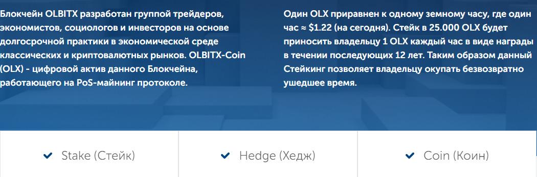 Криптовалюта «Оливер Бит» – OLX
