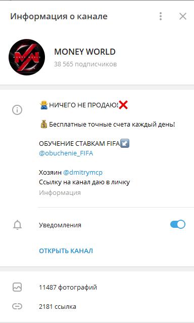 Проект Telegram