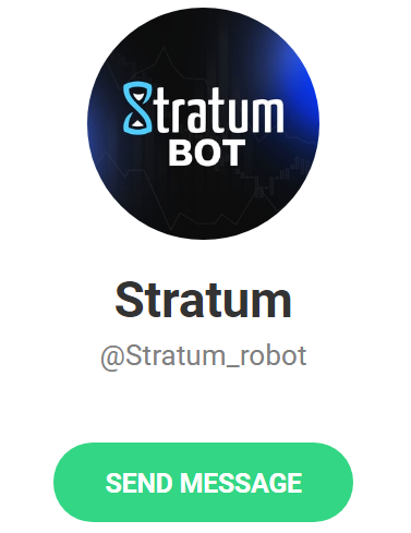 Телеграм-бот Stratum