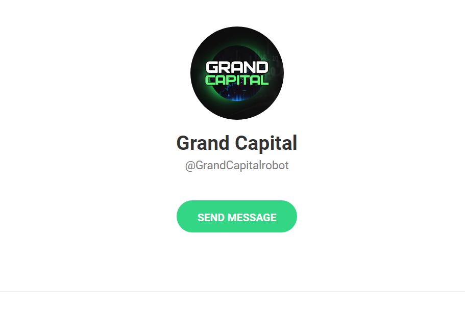 Телеграм-канал Grand Capital