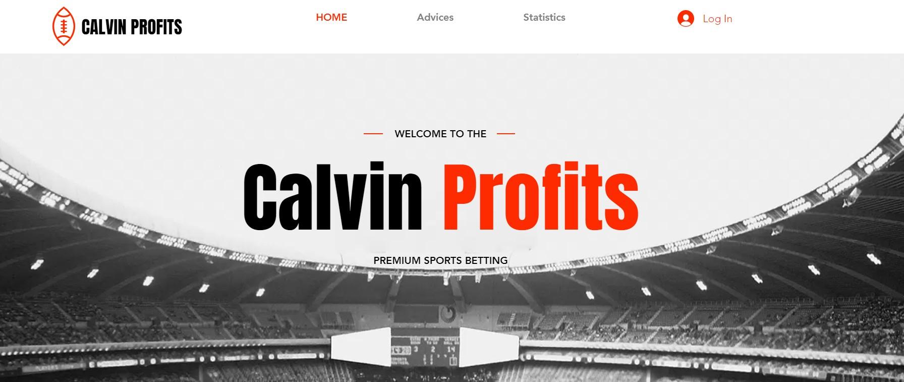Calvin Profits - общая информация