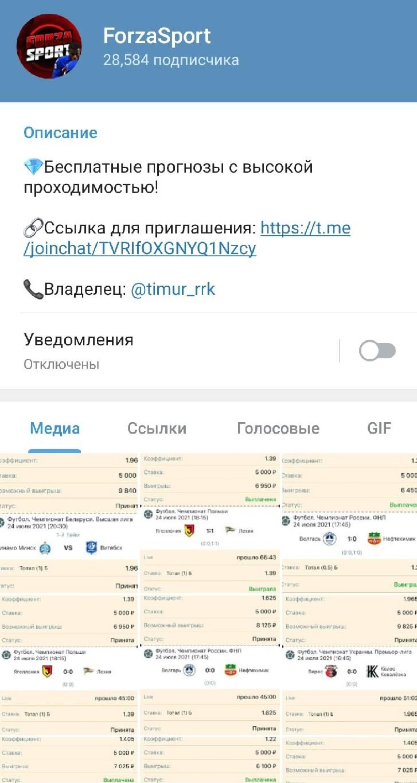Информация о каналеИнформация о канале